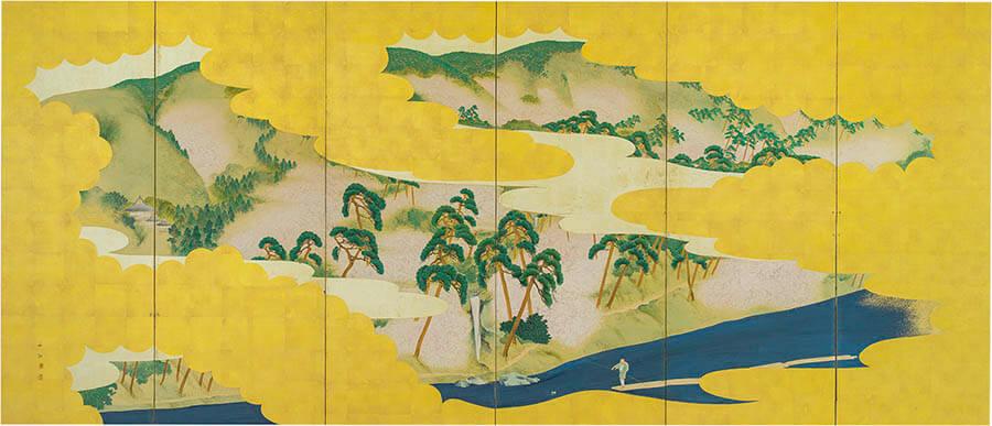 悲運の画家たち 嵯峨嵐山文華館-12