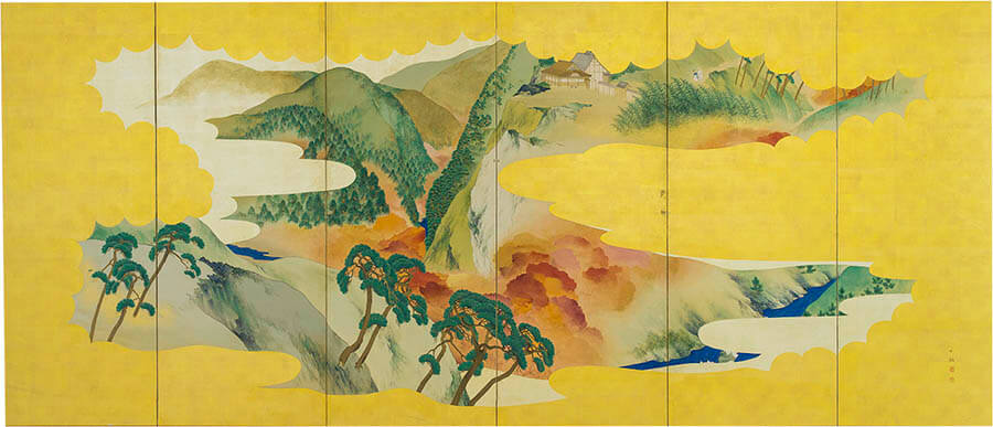 悲運の画家たち 嵯峨嵐山文華館-13