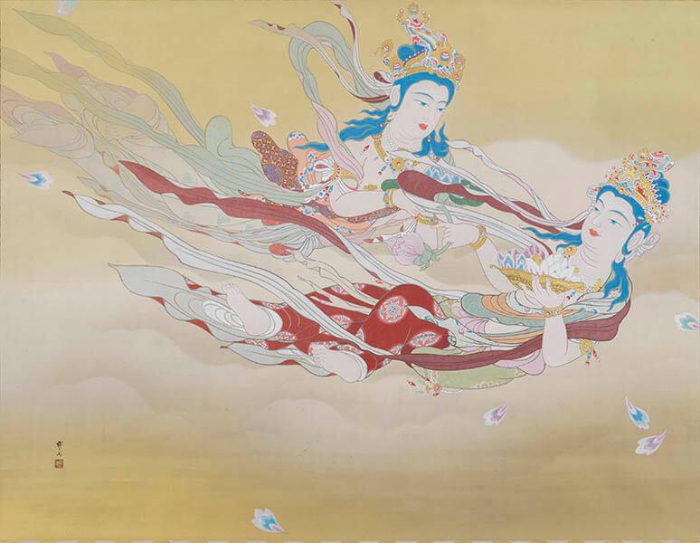 悲運の画家たち 嵯峨嵐山文華館-18
