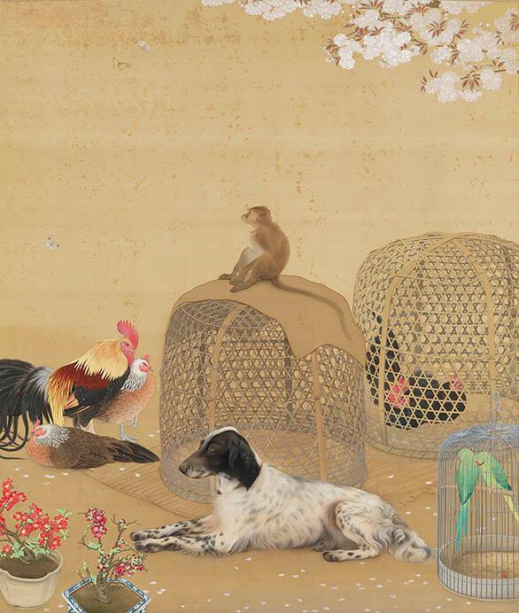 悲運の画家たち 嵯峨嵐山文華館-20
