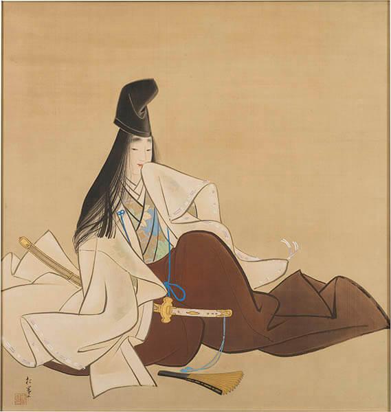 悲運の画家たち 嵯峨嵐山文華館-7