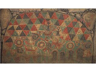 コレクション展 「日下八光 -装飾古墳の記録-」