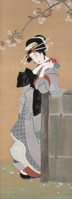 艶美の競演 ―東西の美しき女性 木原文庫より― 新潟市美術館-2