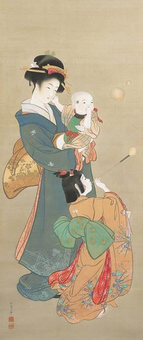 艶美の競演 ―東西の美しき女性 木原文庫より― 新潟市美術館-4