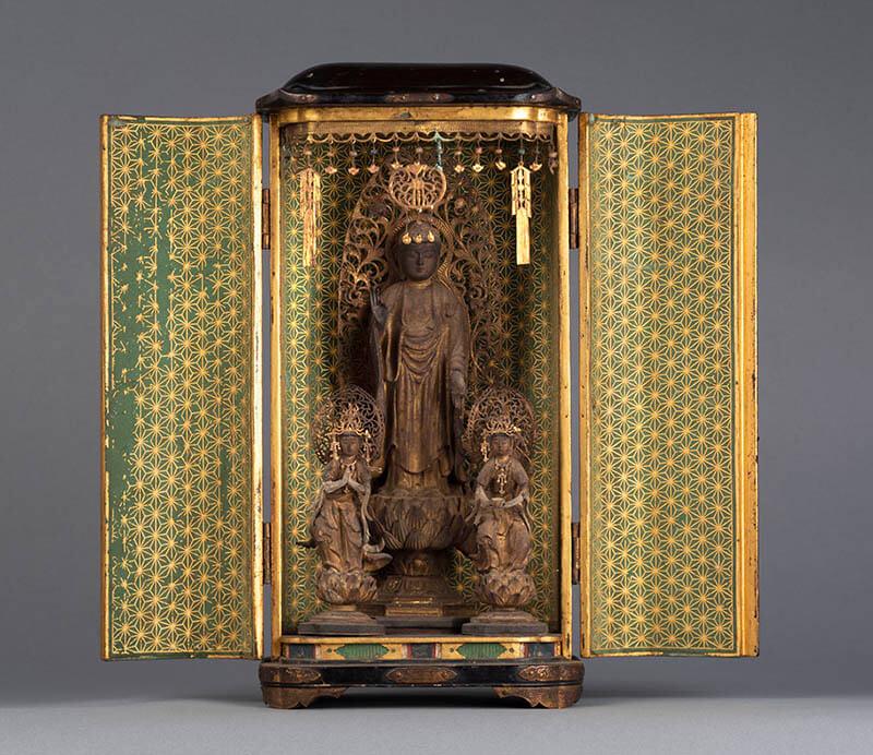 企画展 祈りのこころ ―尾張徳川家の仏教美術― | 徳川美術館 | 美術館 ...