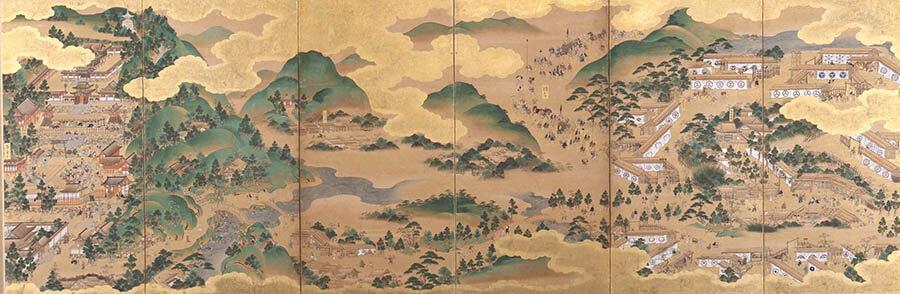 特別展「大江戸の華―武家の儀礼と商家の祭―」 東京都江戸東京博物館-8