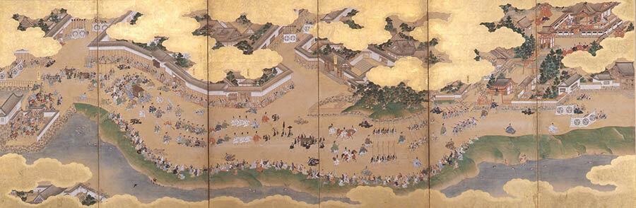 特別展「大江戸の華―武家の儀礼と商家の祭―」 東京都江戸東京博物館-9