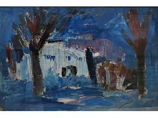 日本近代美術展-大正・昭和の洋画家たち-