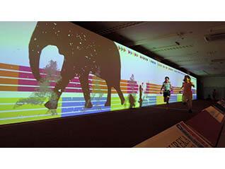 開館20周年記念 アートラボ つくるスポーツ/するアート展
