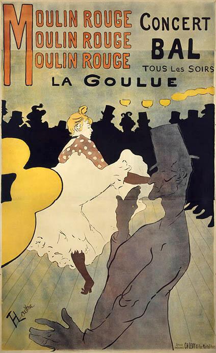 三菱一号館美術館共同企画 1894 Visions―ロートレックとその時代 岐阜県美術館-2
