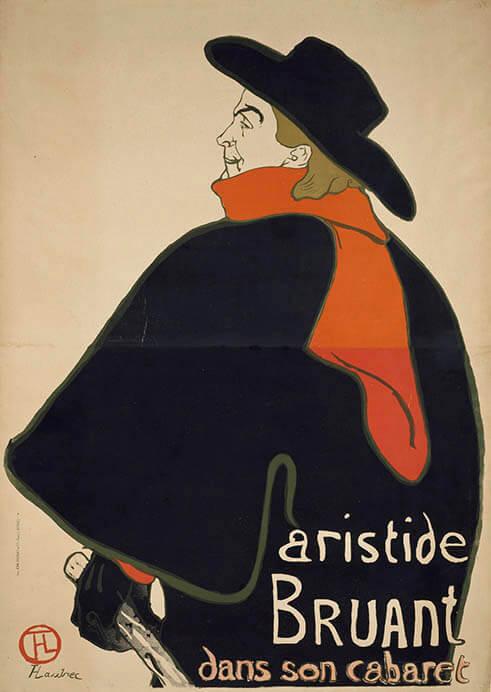 三菱一号館美術館共同企画 1894 Visions―ロートレックとその時代 岐阜県美術館-1
