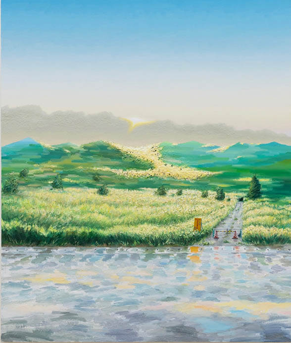「3.11とアーティスト:10年目の想像」展 水戸芸術館 現代美術ギャラリー-2