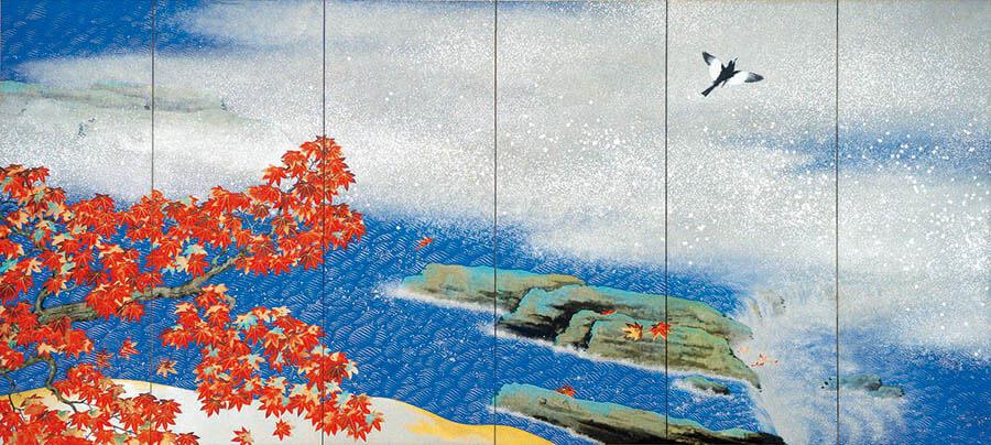 足立美術館開館50周年記念 横山大観の全貌 -名画100点にみる至高の芸術- 足立美術館-10