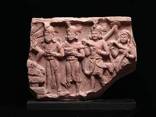 シリーズ展7「仏教の思想と文化 -インドから日本へ- 特集展示:シルクロードの信仰」