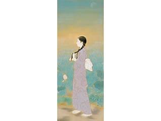 企画展「きらめく夏 ―清方と遊心庵―」