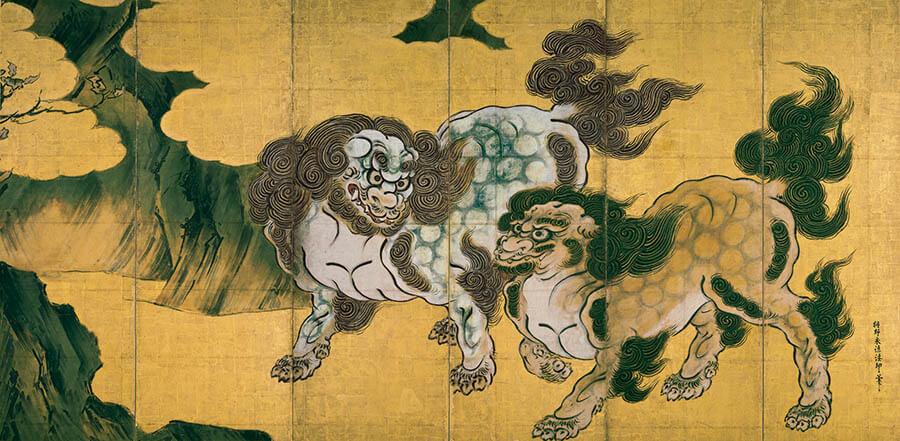 特別展「桃山ー天下人の100年」 東京国立博物館-1