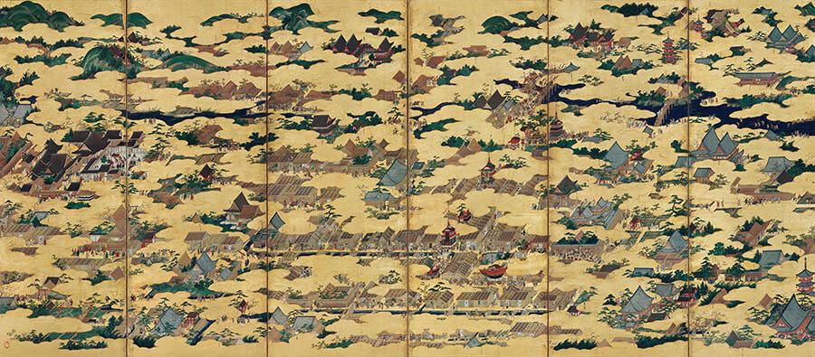 特別展「桃山ー天下人の100年」 東京国立博物館-4