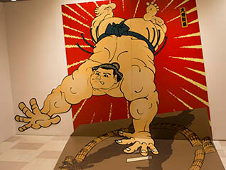 特別展 日本文化の華 大相撲展