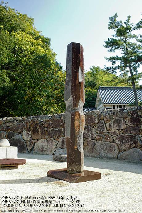 イサム・ノグチ 発見の道 | 東京都美術館 | 美術館・展覧会情報サイト アートアジェンダ