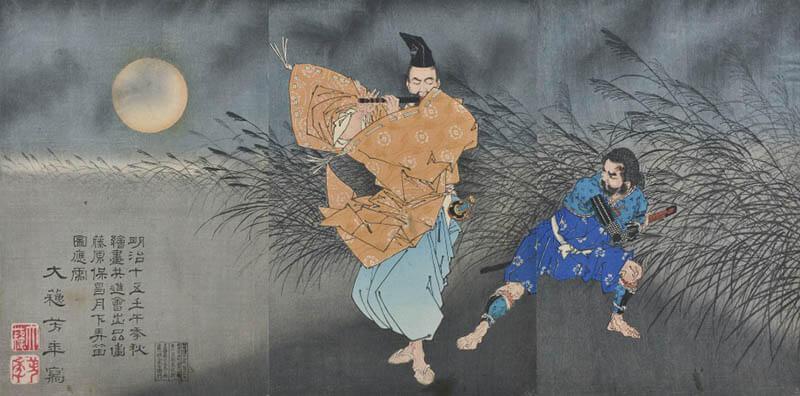芳年-激動の時代を生きた鬼才浮世絵師 うらわ美術館-7