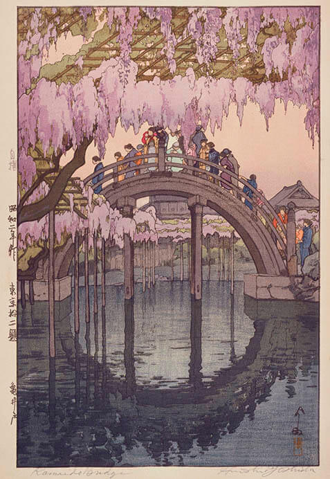 没後70年 吉田博展 東京都美術館-13