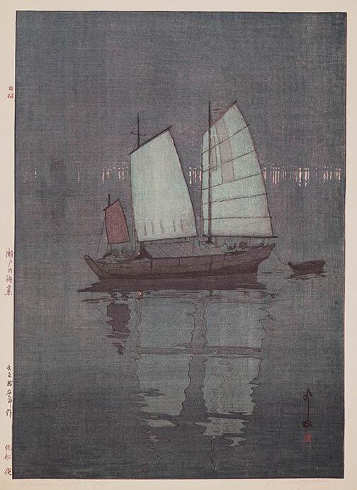 没後70年 吉田博展 東京都美術館-9