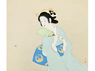 京都市京セラ美術館 開館1周年記念展「上村松園」