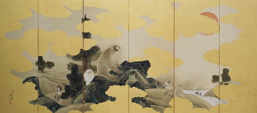 幸野楳嶺 近代京都画壇の開拓者   海の見える杜美術館   美術館・展覧会情報サイト アートアジェンダ