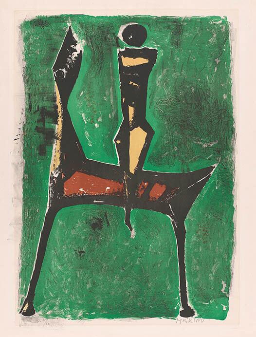 特集コーナー展示 マリノ・マリーニの彫刻と版画 アーティゾン美術館-1