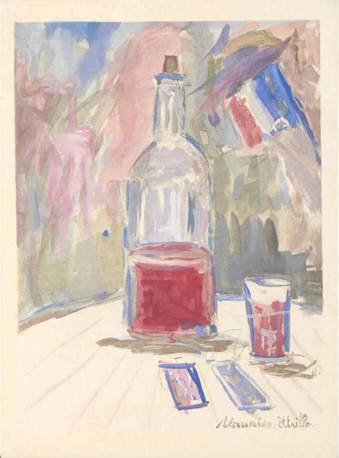 石橋財団コレクション選 特集コーナー展示 挿絵本にみる20世紀フランスとワイン アーティゾン美術館-1