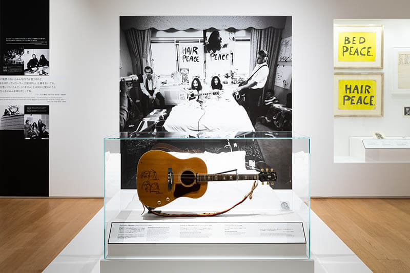 DOUBLE FANTASY – John & Yoko 六本木ミュージアム-1