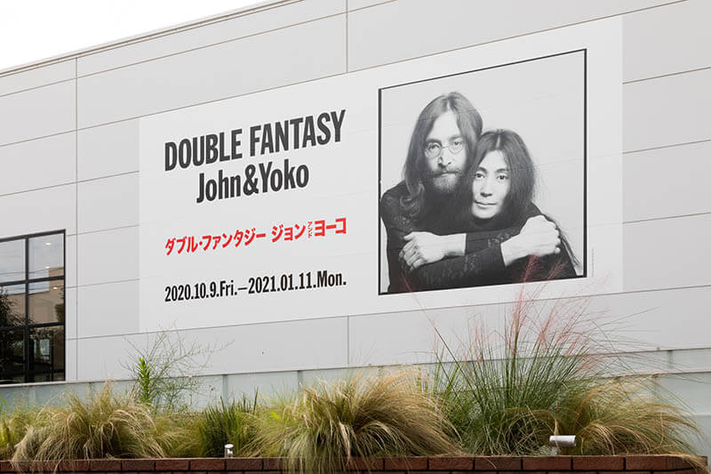 DOUBLE FANTASY – John & Yoko 六本木ミュージアム-13
