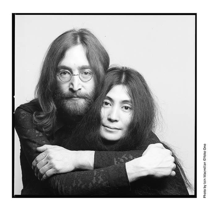 DOUBLE FANTASY – John & Yoko 六本木ミュージアム-2