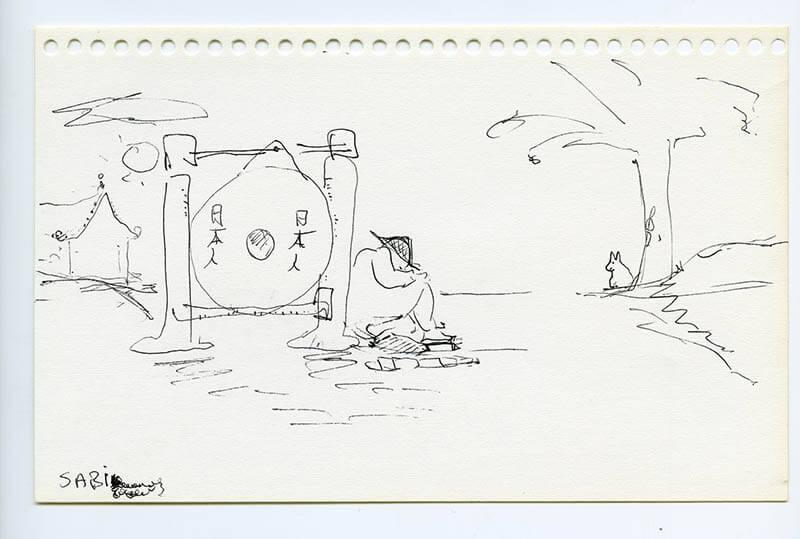 DOUBLE FANTASY – John & Yoko 六本木ミュージアム-5