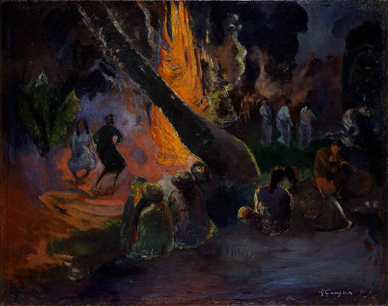 イスラエル博物館所蔵 印象派・光の系譜― モネ、ルノワール、ゴッホ、ゴーガン 三菱一号館美術館-13
