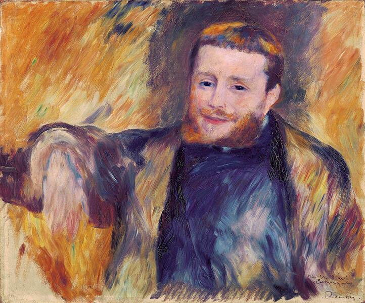 イスラエル博物館所蔵 印象派・光の系譜― モネ、ルノワール、ゴッホ、ゴーガン 三菱一号館美術館-18
