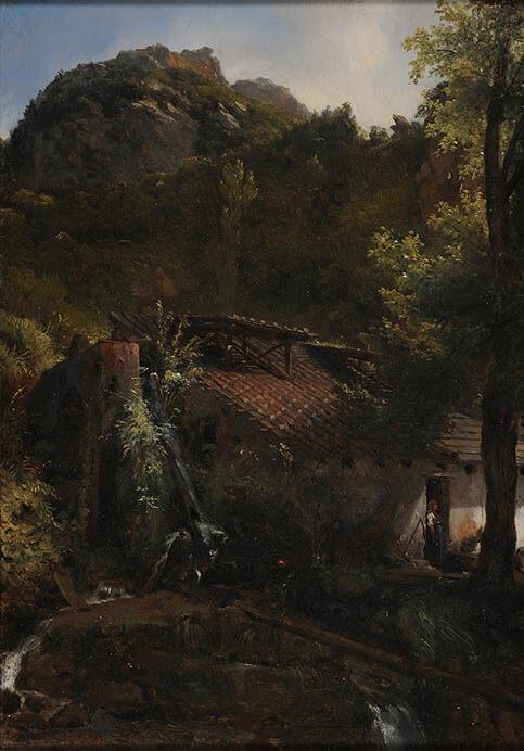 ランス美術館コレクション 風景画のはじまり コローから印象派へ SOMPO美術館-2
