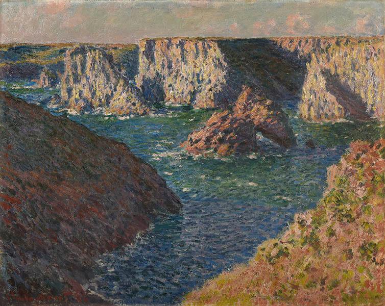 ランス美術館コレクション 風景画のはじまり コローから印象派へ SOMPO美術館-10