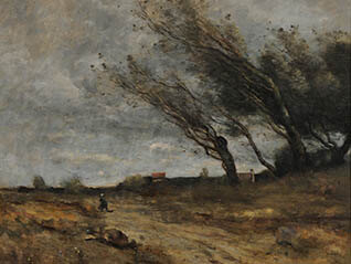 ランス美術館コレクション 風景画のはじまり コローから印象派へ