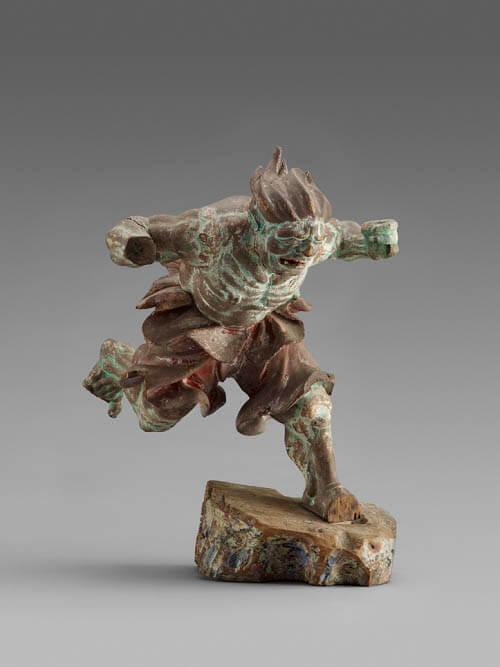 コレクション展 古美術企画展示室『風を視る』 福岡市美術館-1