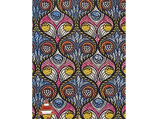 コレクション展 古美術企画展示室『インド更紗からアフリカン・プリントへ』