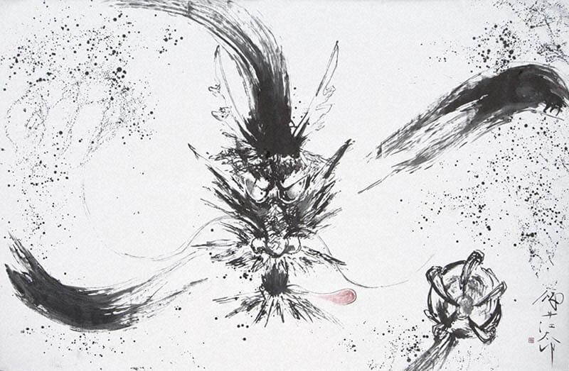 特別展「東西の日本画 ―大観・春草・松園など―」 岡田美術館-11