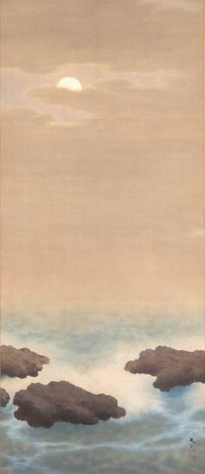 特別展「東西の日本画 ―大観・春草・松園など―」 岡田美術館-8