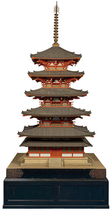 日本のたてもの ―自然素材を活かす伝統の技と知恵 東京国立博物館-1