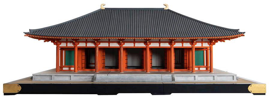 日本のたてもの ―自然素材を活かす伝統の技と知恵 東京国立博物館-2