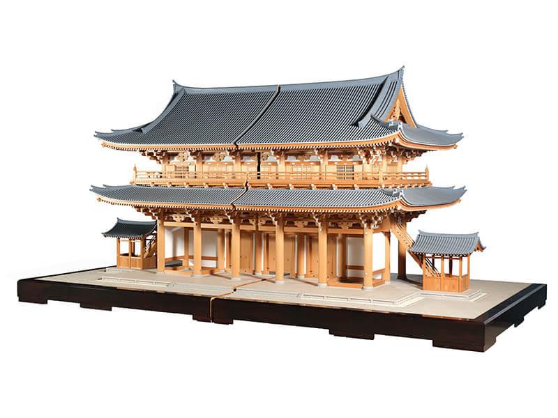 日本のたてもの ―自然素材を活かす伝統の技と知恵 東京国立博物館-4