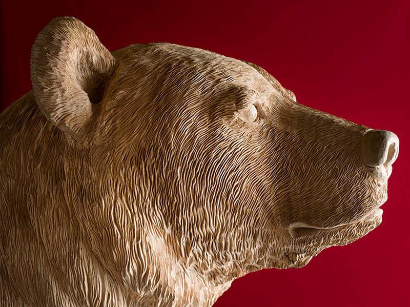 木彫り熊の申し子 藤戸竹喜 アイヌであればこそ 東京ステーションギャラリー-3