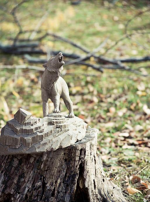 木彫り熊の申し子 藤戸竹喜 アイヌであればこそ 東京ステーションギャラリー-9