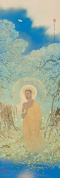 小早川秋聲 旅する画家の鎮魂歌 東京ステーションギャラリー-12