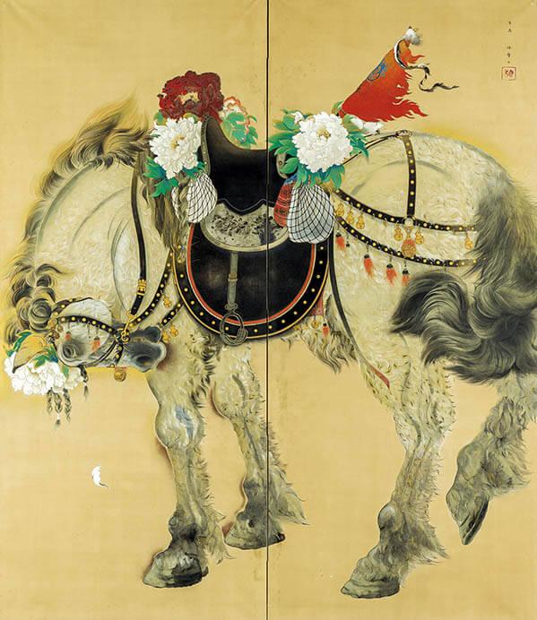 小早川秋聲 旅する画家の鎮魂歌 東京ステーションギャラリー-6